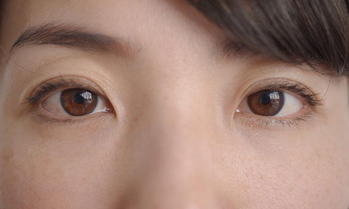 視力測定 ④